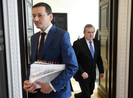 b0a63ddd10414 Rada Ministrów podjęła uchwałę w sprawie przyjęcia Strategii na rzecz  Odpowiedzialnego Rozwoju - poinformował na konferencji po posiedzeniu rządu  ...