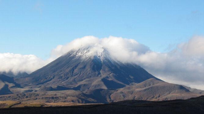 """Brytyjczycy konstruują """"sztuczny wulkan"""""""