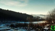 Zima w Krynicy Zdrój Waszym okiem