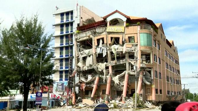 Jeden tydzień, dwa silne trzęsienia ziemi. Zginęło 21 osób
