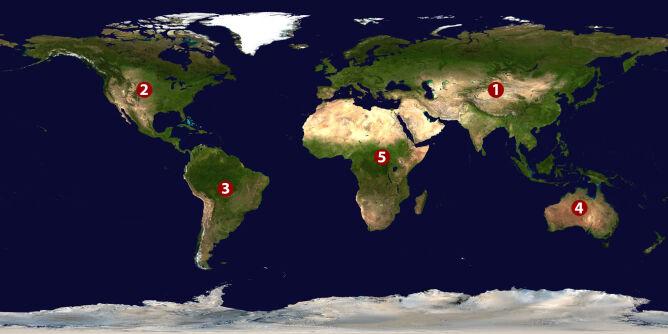 Ziemskie bieguny niedostępności. Nowe miejsca do zdobycia?