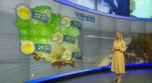 Prognoza pogody na piątek i kolejne dni